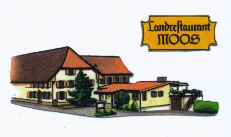 Landrestaurant Moos